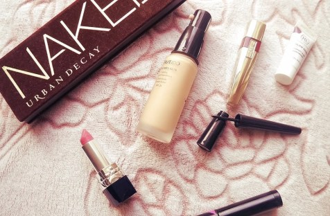 makeup products beauty blogger