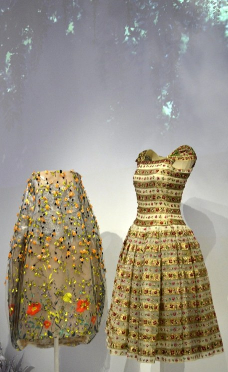Visiting the Vintage Christian Dior: Designer of Dreams V&A Exhibit