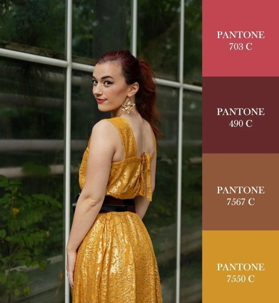 golden yellow flatters redheads