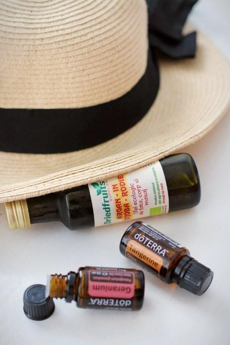 anti-cellulite essential oils