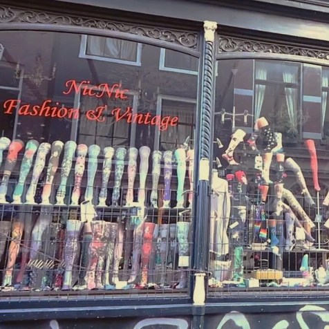 Nic Nic Amsterdam vintage