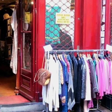 vintage shop amsterdam