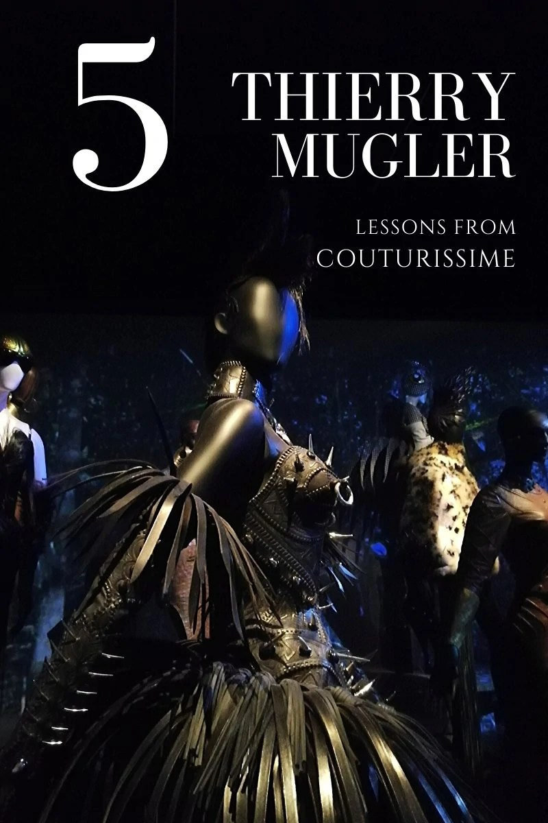 Thierry Mugler Coouturissime