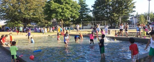 Summer at Ross Park