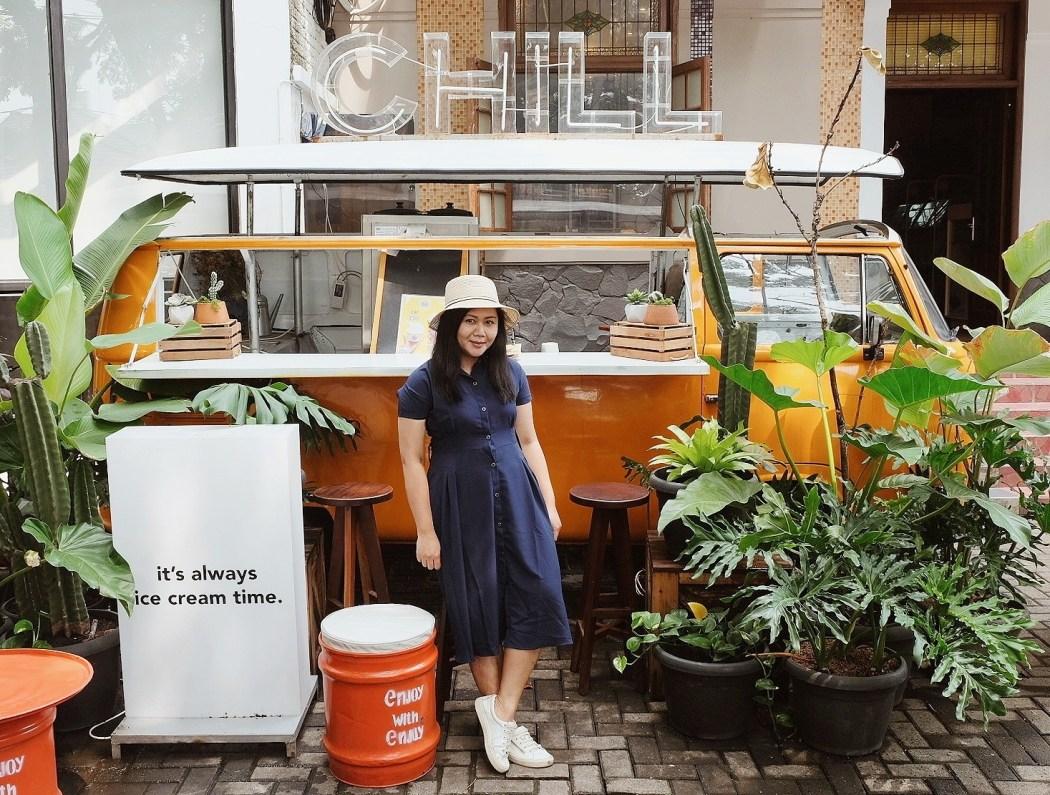 13 Ootd Spot Paling Instagrammable Cafe Resto Kota Bandung 2018 My