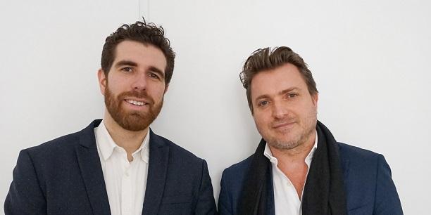 Laurent Sabouret et Damien David