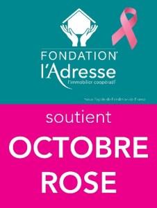 L'Adresse - Octobre Rose