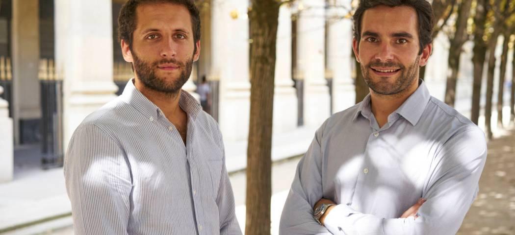 Renaud Pestre et Pierre Chapon