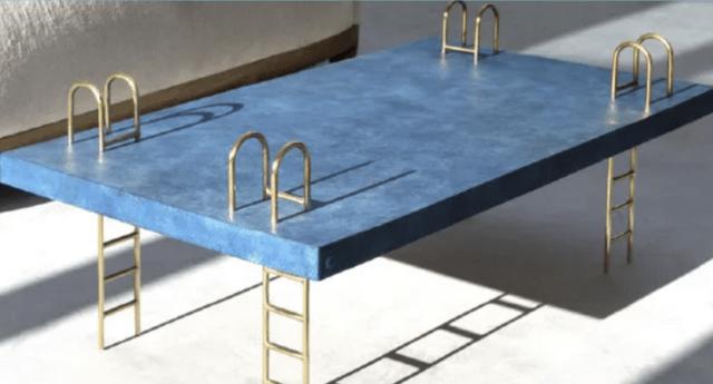 Table piscine
