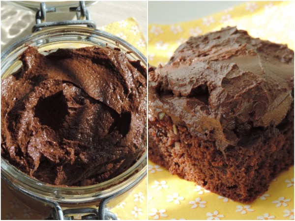 Leave them as they are, or top them with some chocolate mousse. In any case, before you serve the brownies, be prepared to experience some pure chocolate heaven! ;)