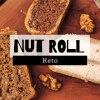 What else to do but adapt the original nut roll recipe to become keto diet friendly? I've prepared walnut, hazelnut and coconut rolls. #keto #nutroll #ketogenic #recipe #ketodessert