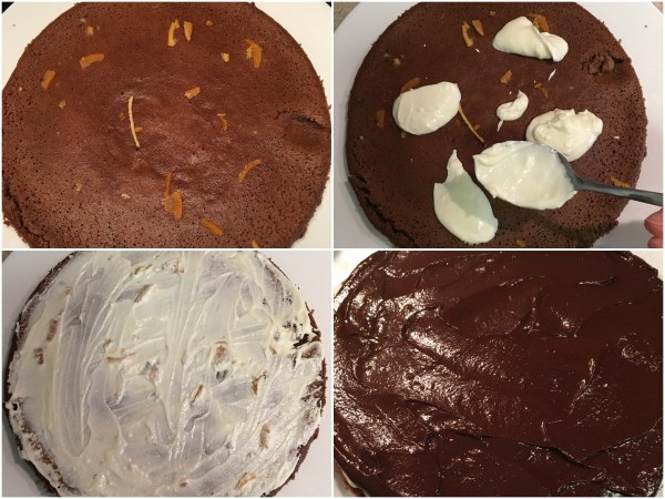 Jaffa Cake Fridge Cake Recipe