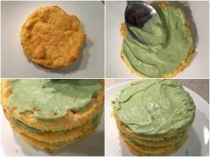 Keto Cloud Cake