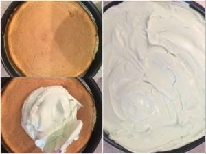 Pistachio Matcha Cake