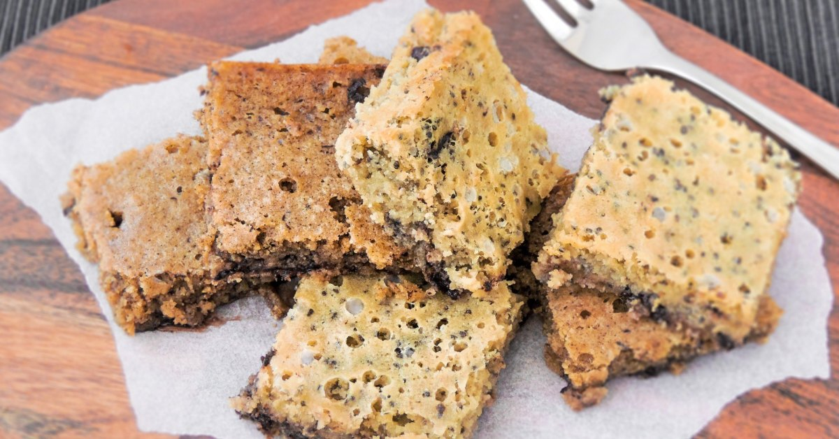Warning: The blondies you could fall in love with