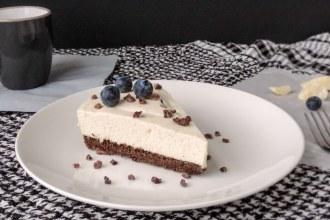 Keto white chocolate cake recipe
