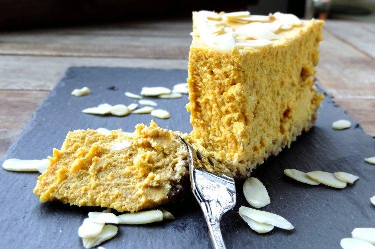 Keto pumpkin cheesecake recipe