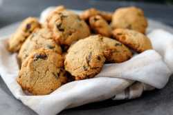 Keto Chocolate Chip Cookies recipe by My Sweet Keto