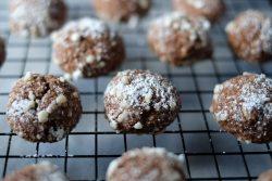 Keto Crackle Cookies recipe by My Sweet Keto