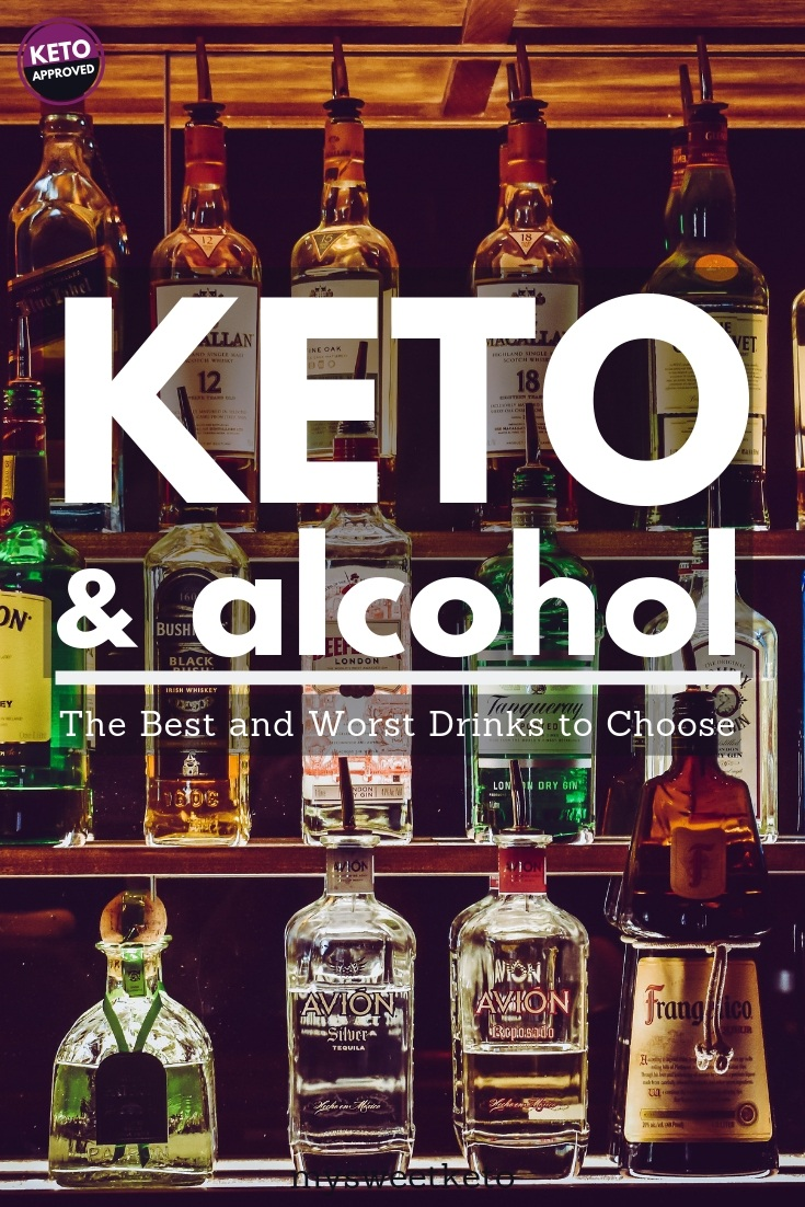 Which Alcoholic Drinks Can I have on a Ketogenic Diet?