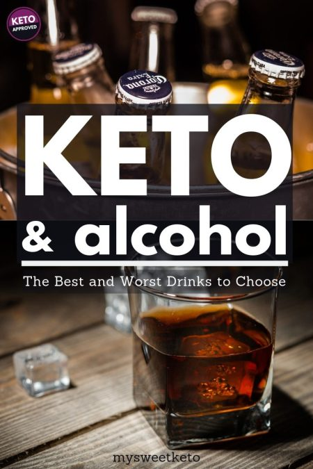 Which Alcoholic Drinks Can I have on a Ketogenic Diet? #keto #ketodiet #ketogenic