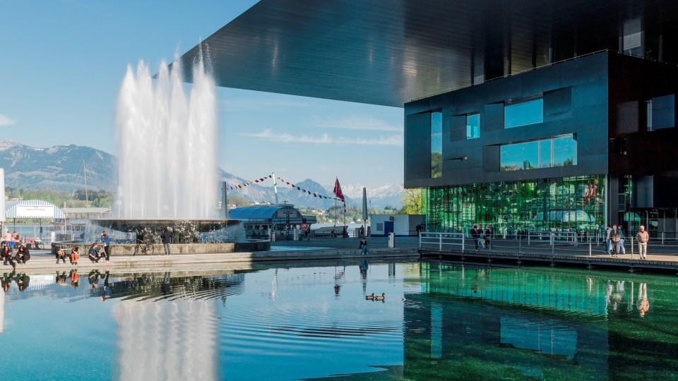 KKL Luzern Culture and Convention Centre | Suiza Tourismo