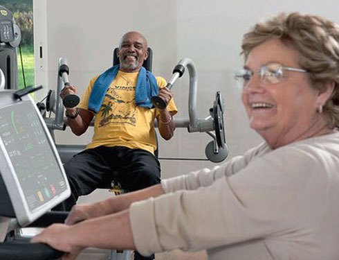 fitness for cancer survivors