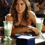 """Hart of Dixie -- """"Baby, Don't Get Hooked on Me"""" -- Pictured: McKayla Maroney as Tonya -- Image Number: HA207c_0470r.jpg -- Photo: Greg Gayne/The CW -- © 2012 The CW Network, LLC. All rights reserved."""