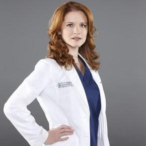 """GREY'S ANATOMY - ABC's """"Grey's Anatomy"""" stars Sarah Drew as Dr. April Kepner. (ABC/Bob D'Amico)"""