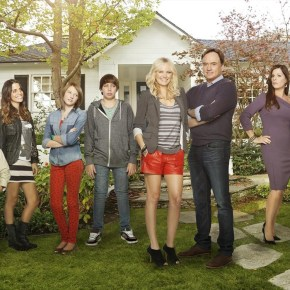 "TROPHY WIFE - ""Trophy Wife"" stars Malin Akerman (""Suburgatory"") as Kate, Bradley Whitford (""The West Wing"") as Pete, Marcia Gay Harden (""Into the Wild,"" ""Damages"") as Diane, Michaela Watkins (""Saturday Night Live"") as Jackie, Natalie Morales (""90210"") as Meg, Ryan Scott Lee (""Super 8"") as Warren, Albert Tsai (""How I Met Your Mother"") as Bert and Gianna LePera (""Modern Family"") as Hillary. ""Trophy Wife"" is written and executive-produced by Emily Halpern & Sarah Haskins, executive produced by Lee Eisenberg & Gene Stupnitsky (""The Office""), produced by Malin Ackerman. The pilot was directed by Jason Moore (""Pitch Perfect,"" ""Avenue Q""). ""Trophy Wife"" is from ABC Studios. (ABC/Craig Sjodin)"