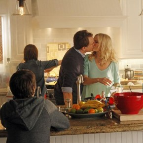 "TROPHY WIFE - ""Trophy Wife"" stars Malin Akerman (""Suburgatory"") as Kate, Bradley Whitford (""The West Wing"") as Pete, Marcia Gay Harden (""Into the Wild,"" ""Damages"") as Diane, Michaela Watkins (""Saturday Night Live"") as Jackie, Natalie Morales (""90210"") as Meg, Ryan Scott Lee (""Super 8"") as Warren, Albert Tsai (""How I Met Your Mother"") as Bert and Gianna LePera (""Modern Family"") as Hillary. ""Trophy Wife"" is written and executive-produced by Emily Halpern & Sarah Haskins, executive produced by Lee Eisenberg & Gene Stupnitsky (""The Office""), produced by Malin Ackerman. The pilot was directed by Jason Moore (""Pitch Perfect,"" ""Avenue Q""). ""Trophy Wife"" is from ABC Studios. (ABC/Peter ""Hopper"" Stone)"