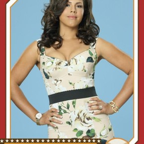 "BACK IN THE GAME - ABC's ""Back in the Game"" stars Lenora Crichlow as Lulu Lovette. (ABC/Bob D'Amico)"