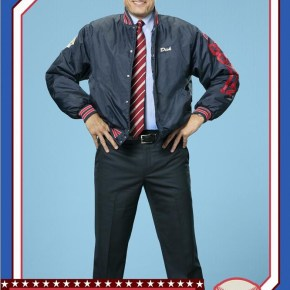 "BACK IN THE GAME - ABC's ""Back in the Game"" stars Ben Koldyke as Dick Slingbaugh. (ABC/Bob D'Amico)"