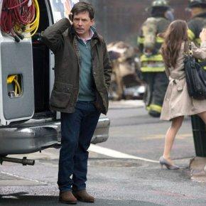 THE MICHAEL J FOX SHOW -- Pilot -- Pictured: Michael J Fox (l-r)  -- (Photo by: Eric Liebowitz/NBC)