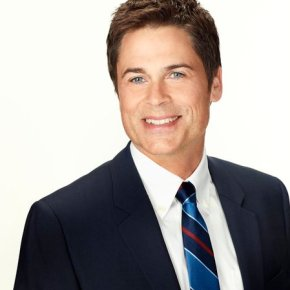 PARKS AND RECREATION -- Season: 5 -- Pictured: Rob Lowe as Chris Traeger -- (Photo by: Chris Haston/NBC)