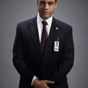 THE BLACKLIST -- Season:Pilot -- Pictured: Harry Lennix as Harold Cooper -- (Photo by: Patrick Ecclesine/NBC)