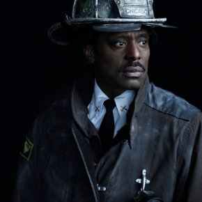 CHICAGO FIRE -- Season: 2 -- Pictured: Eamonn Walker as Chief Wallace Boden -- (Photo by: Nino Munoz/NBC)