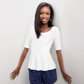 THE MINDY PROJECT: Xosha Roquemore as Tamra. The second season of THE MINDY PROJECT premieres Tuesday, Sept. 17 (9:30-10:00 ET/PT) on FOX. ©2013 Fox Broadcasting Co. Cr: FOX