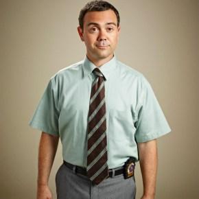 BROOKLYN NINE-NINE: Joe Lo Truglio as Detective Charles Boyle. BROOKLYN NINE-NINE premieres Tuesday, Sept. 17 (8:30-9:00 ET/PT) on FOX. ©2013 Fox Broadcasting Co. Cr: Mary Ellen Matthews/FOX