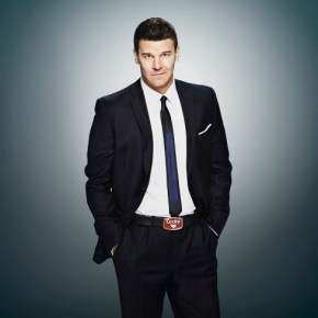 BONES: David Boreanaz as Special Agent Seeley Booth.  The ninth season of BONES premieres Monday, Sept. 16 (8:00-9:00 PM ET/PT) on FOX.  ©2013 Fox Broadcasting Co.  Cr: Brian Bowen Smith/FOX
