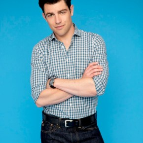 NEW GIRL:  Max Greenfield returns as Schmidt.  The third season of NEW GIRL premieres Tuesday, Sept. 17 (9:00-9:30 PM ET/PT) on FOX.  ©2013 Fox Broadcasting Co.  Cr:  Alexei Hay/FOX
