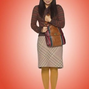 "SUPER FUN NIGHT - ABC's ""Super Fun Night"" stars Liza Lapira as Helen-Alice. (ABC/Craig Sjodin)"
