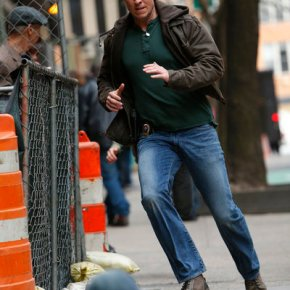 IRONSIDE -- Pilot -- Pictured: Pablo Schreiber as Virgil -- (Photo by: Will Hart/NBC)
