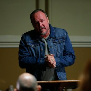 IRONSIDE -- Pilot -- Pictured: Brent Sexton as Gary -- (Photo by: Will Hart/NBC)