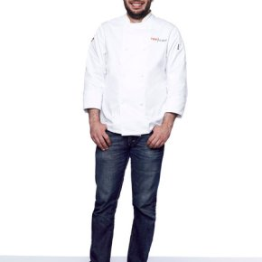 TOP CHEF -- Season:11 -- Pictured: Aaron Cushieri -- (Photo by: Justin Stephens/Bravo)
