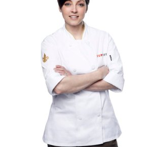 TOP CHEF -- Season:11 -- Pictured: Carrie Mashaney -- (Photo by: Justin Stephens/Bravo)