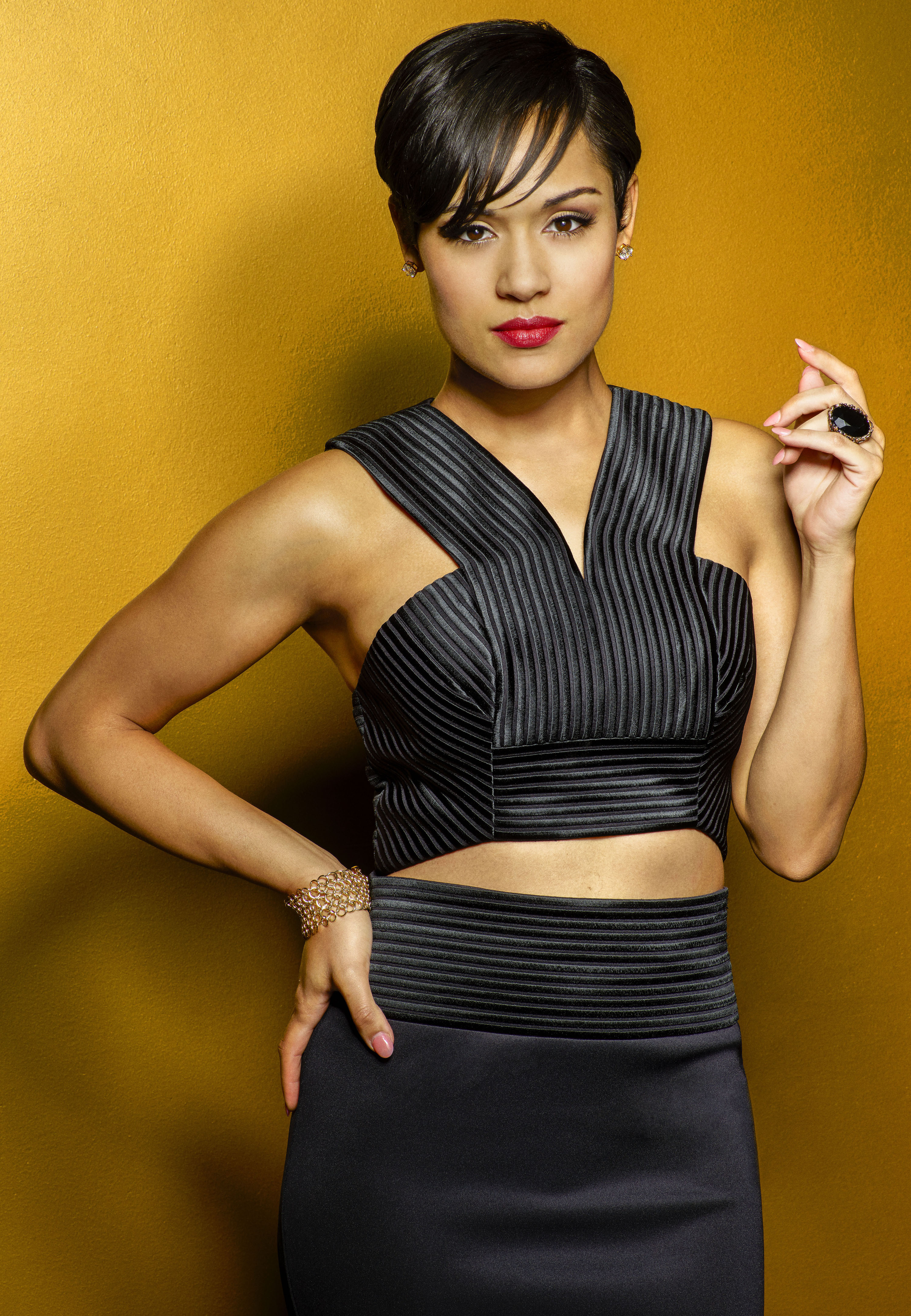 empire s grace gealey previews the first season my take on tv. Black Bedroom Furniture Sets. Home Design Ideas