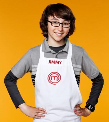 MASTERCHEF: JUNIOR EDITION: Contestant  Jimmy, 12, from Santa Clarita, CA. CR. Greg Gayne / FOX. © FOX Broadcasting Co.