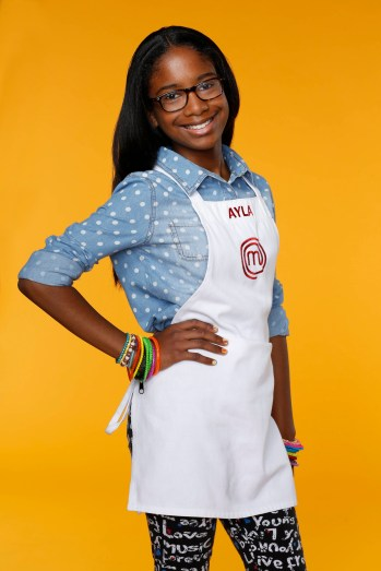 MASTERCHEF: JUNIOR EDITION: Contestant Ayla, 11, from St. Louis, MO. CR. Greg Gayne / FOX © FOX Broadcasting Co.