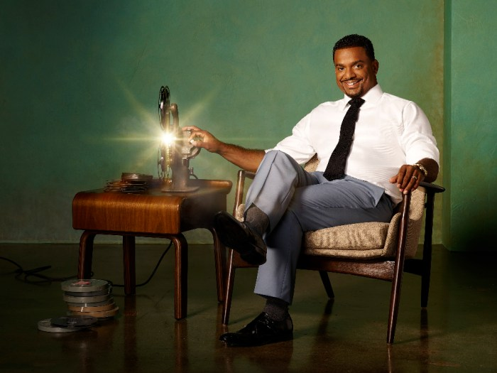 "AMERICA'S FUNNIEST HOME VIDEOS - Actor and ""Dancing with the Stars"" Season 19 Champion, Alfonso Ribeiro, is the new host of ABC's ""America's Funniest Home Videos."" (ABC/Craig Sjodin)"